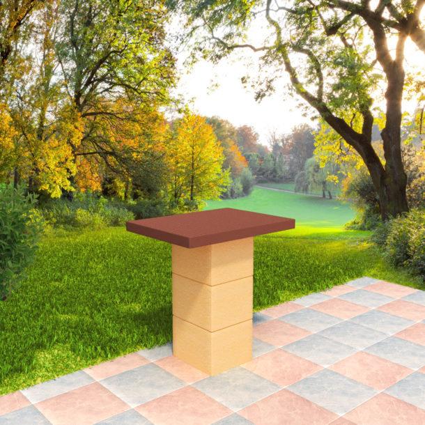 Мини стол Сын боярский - для разделки - фото